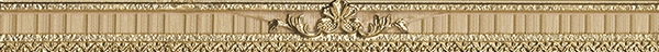Бордюры JASMIN GOLD MOLD 3X31,6