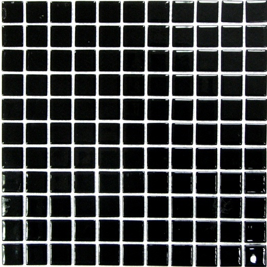 Мозаика Black glass 300*300