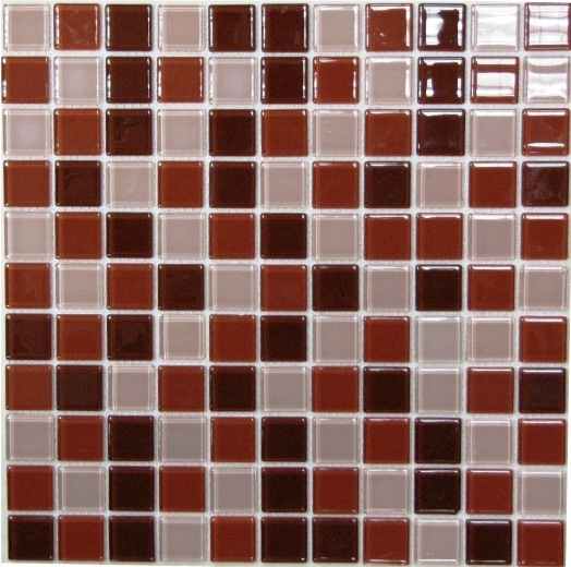 Мозаика Brown mix                300*300