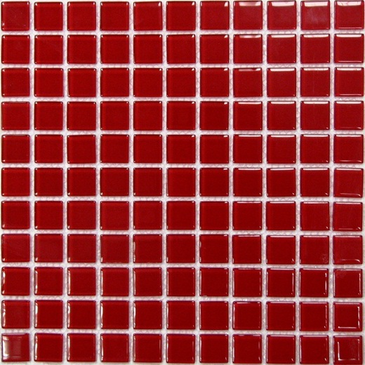 Мозаика Red glass 300*300