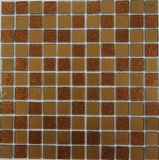 Мозаика Shine Brown 300*300
