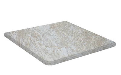 Ступени Ang.SEA ROCK MARFIL 33x33