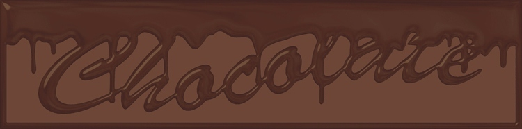 Декоры настенные Decor Chocolate Chocolatier 10x40